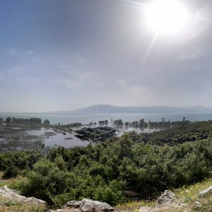 Eğirdir Gölü etrafı tamamı Bisiklet Turu