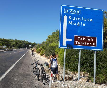 Kemer, Tekirova, Çamyuva Bisiklet Turu