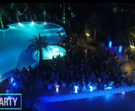 Quenspark Resort White Party Summer